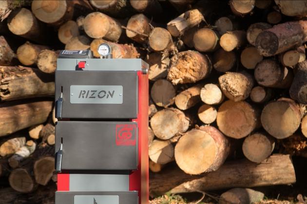 Твердотопливный котел RIZON  М16 А