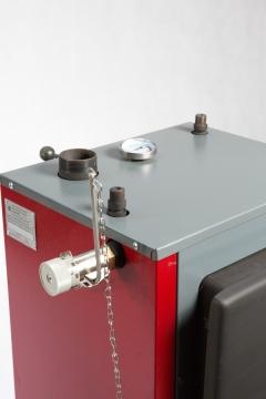 Твердотопливный котел КС-Т 12,5-01 с РТ (Двухконтурный)